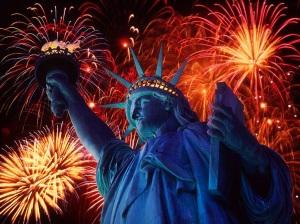 firework-statue-of-liberty