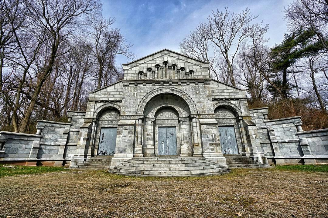 Cornelius Vanderbilt House Staten Island